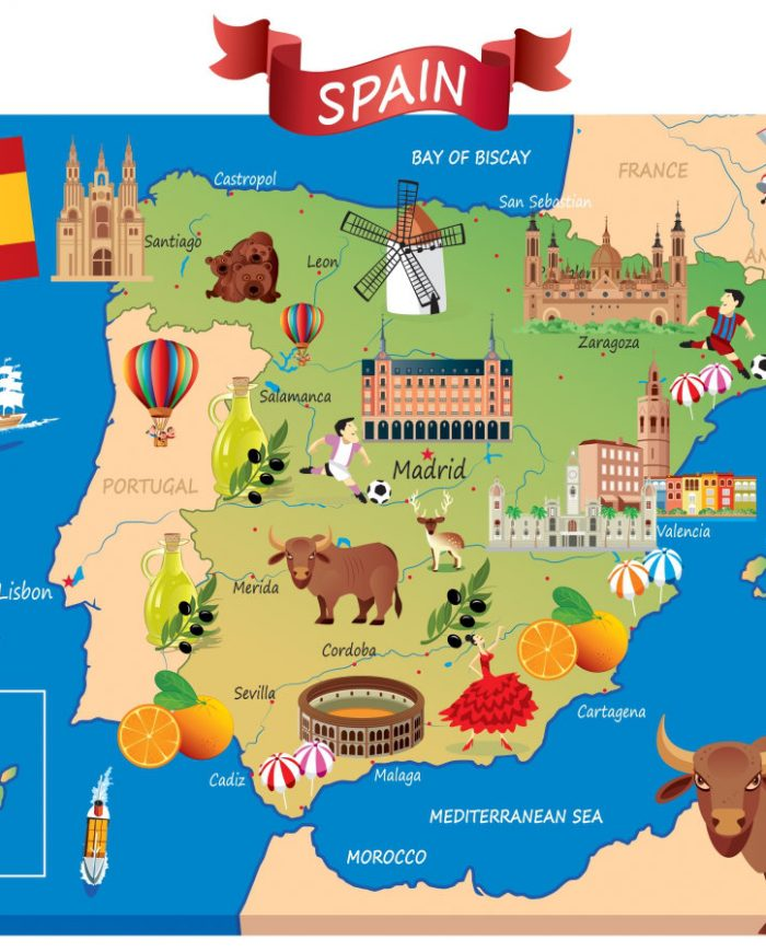 The Top 10 Places to Visit in Spain