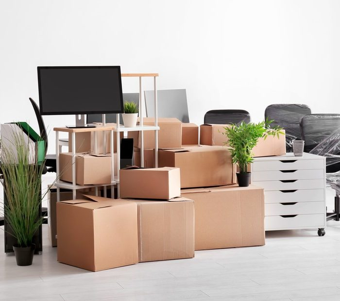 How to Move and Store Office Equipment
