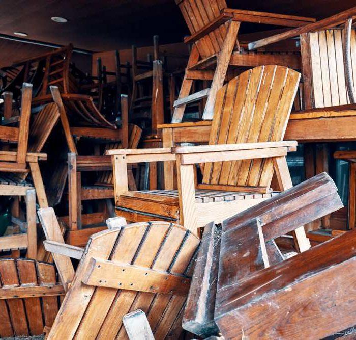 Storing Furniture in Costa del Sol