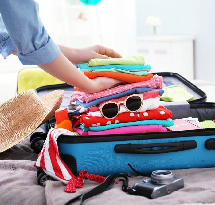 Packing for a Family Holiday in Spain