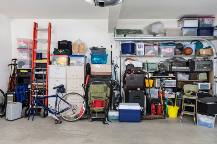8 Things You Shouldn't Store in the Garage